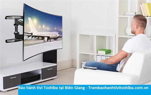 Bảo hành sửa chữa tivi Toshiba tại Biên Giang
