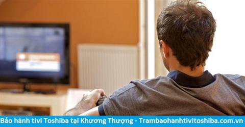 Bảo hành sửa chữa tivi Toshiba tại Khương Thượng