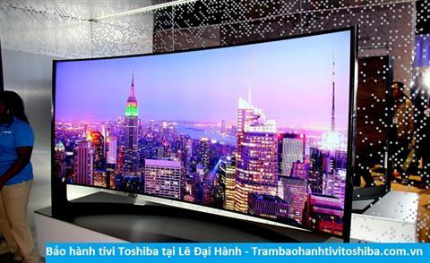 Bảo hành sửa chữa tivi Toshiba tại Lê Đại Hành