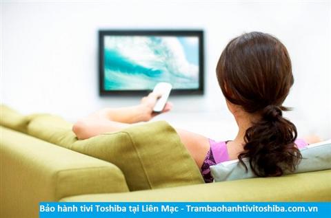 Bảo hành sửa chữa tivi Toshiba tại Liên Mạc