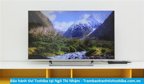 Bảo hànhsửa chữa tivi Toshiba tại Ngô Thì Nhậm