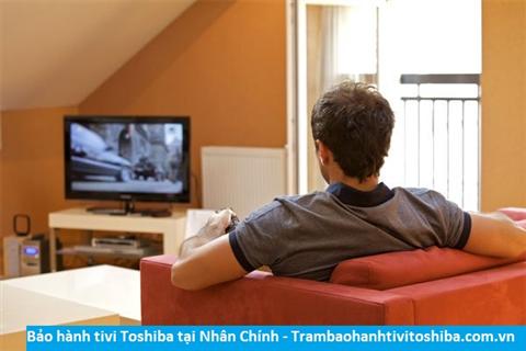 Bảo hành sửa chữa tivi Toshiba tại Nhân Chính
