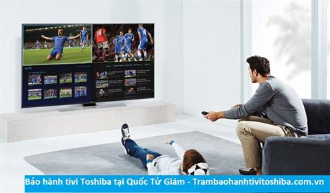 Bảo hành sửa chữa tivi Toshiba tại Quốc Tử Giám